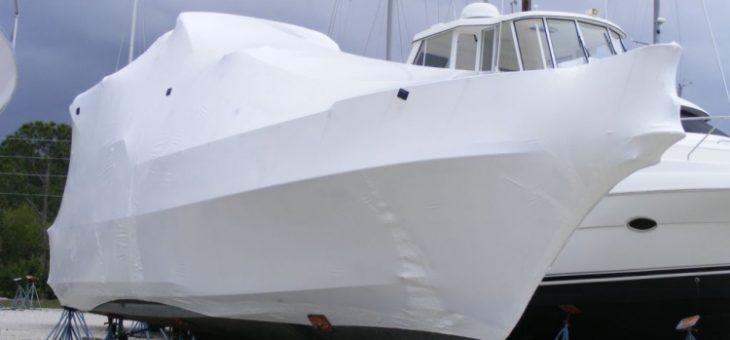 Zaštita plovila folijom i termičkom obradom